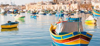 Choisir Malte comme destination de séjour linguistique