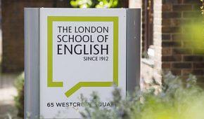 Londres London School of English