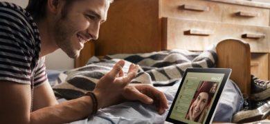 Les cours de langues via Skype