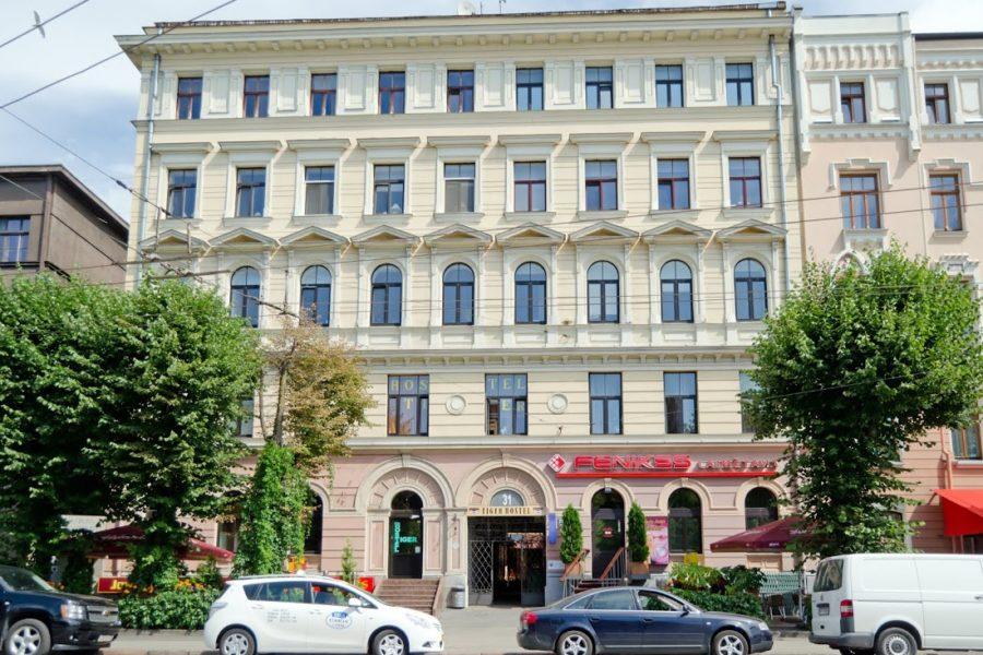 Building-facade