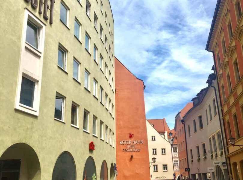 Regensburg Horizonte école allemand