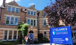 Oxford St Clare's