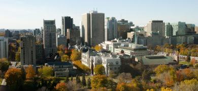 Ecoles d'anglais à Ottawa ou Halifax