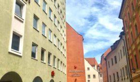 Regensburg Horizonte