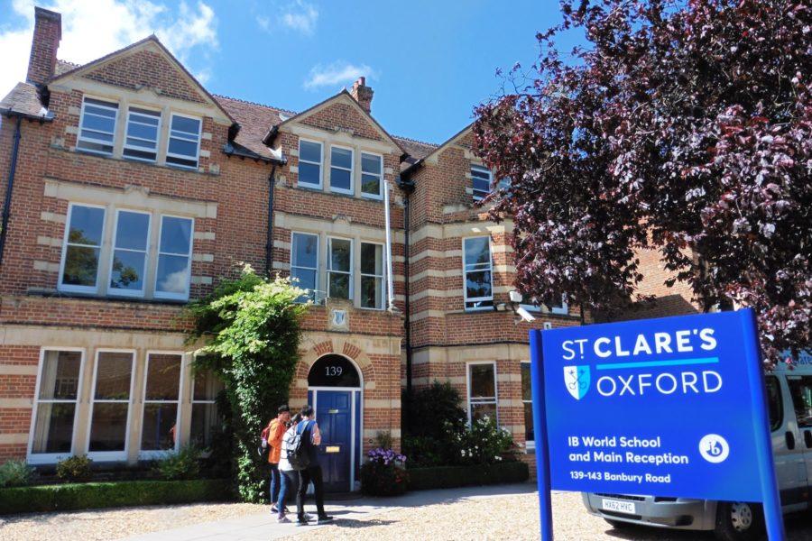 St Clare's - Oxford