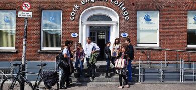 Séjour linguistique à CEC Cork en Irlande