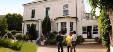 Séjour linguistique à St GILES Eastbourne
