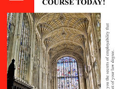 Cours d'anglais juridique en ligne
