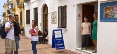Séjour linguistique en Espagne à ID Nerja