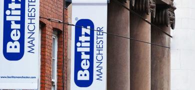 Séjour linguistique à Berlitz Manchester