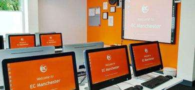 Séjour linguistique à EC Manchester