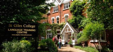 Séjour linguistique à St Giles Londres Highgate